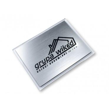 Tablica informacyjna na szkle akrylowym 30x20cm