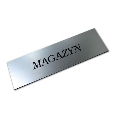 Tabliczka na drzwi 12x4cm
